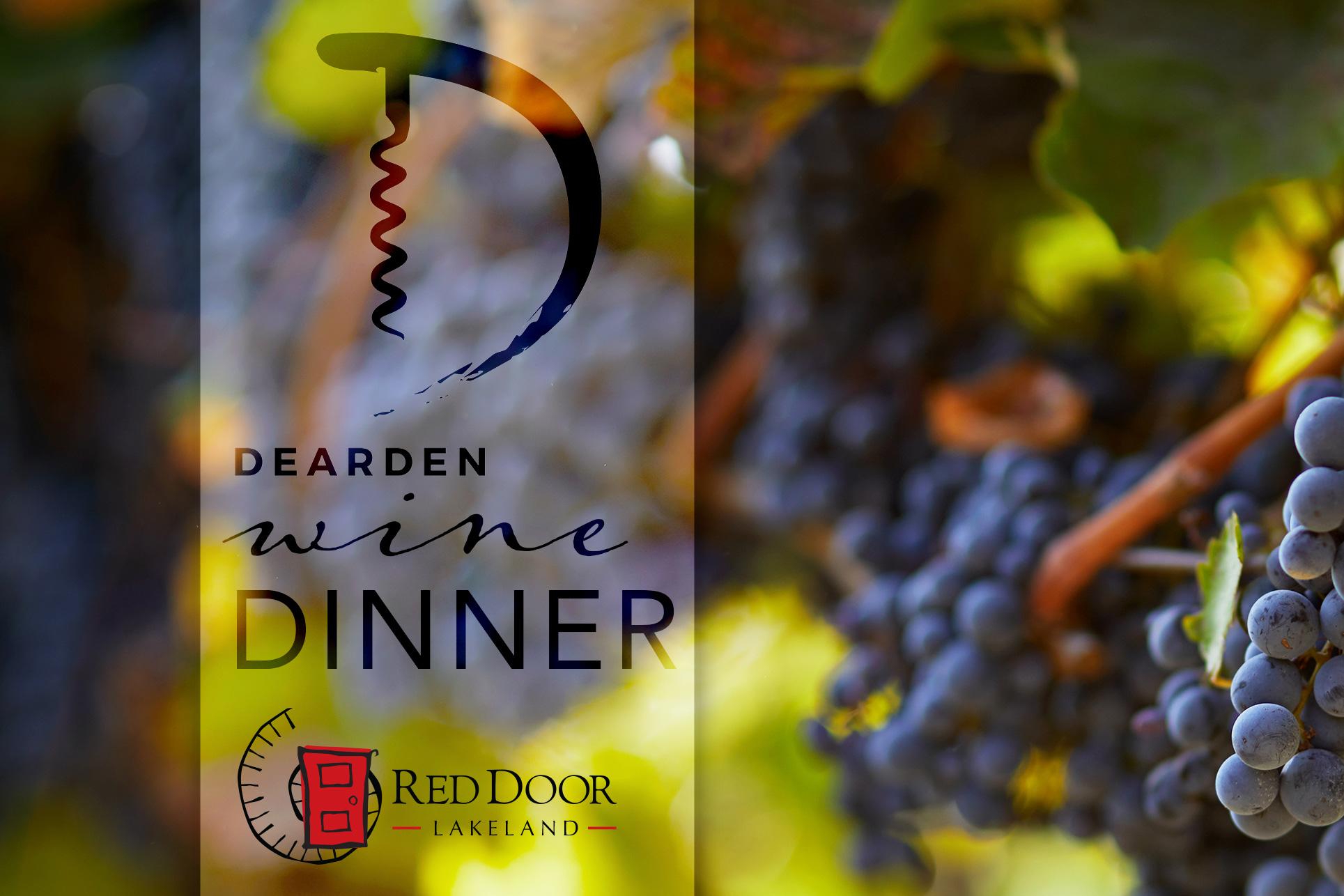 Dearden Wine Dinner